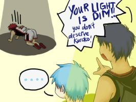 Your light is dim! by shu-nyuu91
