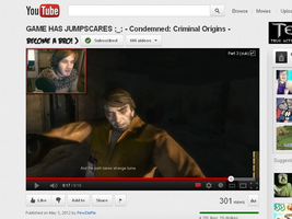 PewDiePie's InGame Twin? by CaptiveKitty