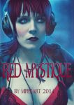 Red Mystique by mippieArt