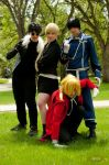 Full Metal Alchemist by DragonCitySquad