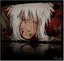 Jiraya's death by VKaim