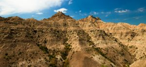 Badland National Park by KRHPhotography