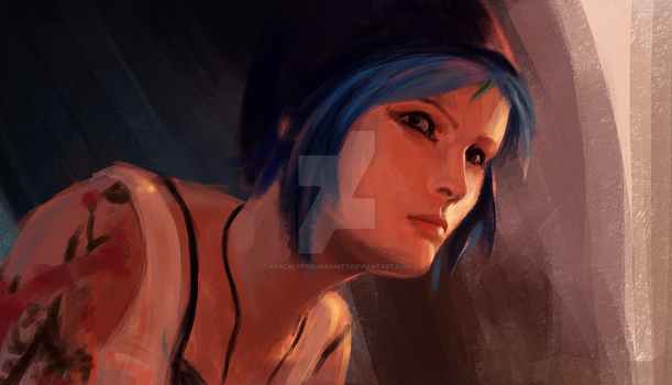Chloe Price by apocalyptic-insanity