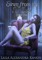 Book cover  Siren from the Far East by Laila Kanon by CathleenTarawhiti