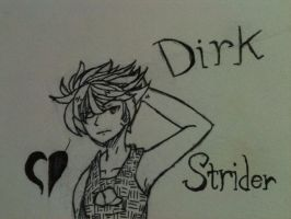 Dirk doodle by mitomitori99