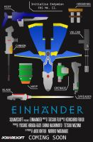 Einhander Movie Poster 2 by WillC-B