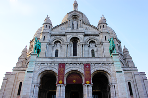 Sacre-Coeur, Paris by aprora