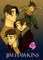 Jim Hawkins by OliviaJM