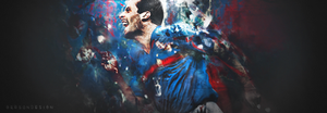 Ludovic Giuly by GersonDesign