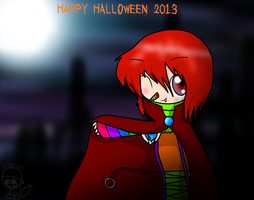 Happy Halloween 2013 by Caffeine-Coated