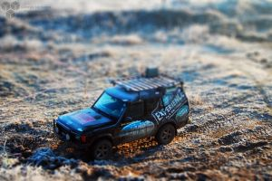 Tilt and Shift 4x4 by geographu