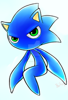 Sonic Wisp by Baitong9194