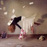 My first levitation by LiciaLestrange