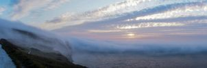 Misty Panoramic by Kaz-D