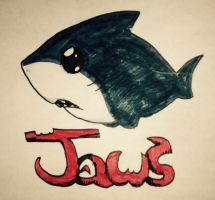 Jaws by Badgerkit