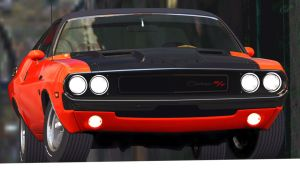 1970 Dodge Challenger R/T (Gran Turismo 5) by Vertualissimo