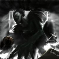 That's My Ryuk by Gliblord