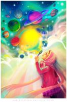 cosmic bubble dream by ambientdream