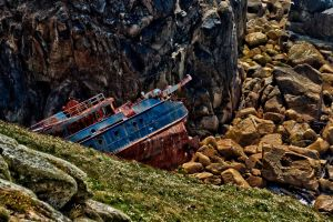 The wreck 1 by forgottenson1