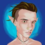 Elf!Braden by VanHelsing019