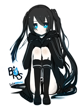 Black Rock Shooter 2 by LuluSeason