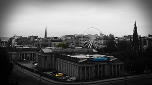 Colour Pop - Edinburgh by MeGustaDeviantart