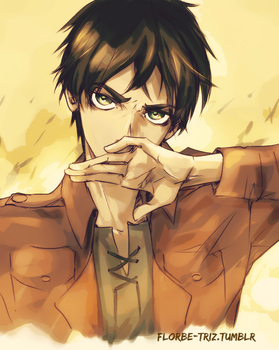 Eren by Florbe