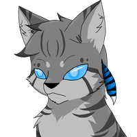 WC - JayFeather by annathewerewolf