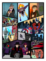 Grand Theft Autobot by Fiercedeity1770