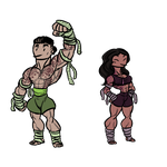 Fighters by slepo1