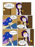 Prince Sonic Our First Adventure page 6 by Mellissafox9
