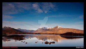 Black Mount , Rannoch Moor by DL-Photography