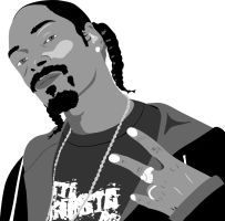 Snoop Dogg by Wearwolfclothing