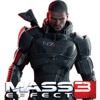 Mass Effect 3 Dock Icon by Rich246
