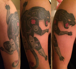 Vintage Style Ravage Tattoo by misternewuzer