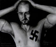 Edward Norton by ochopanteras