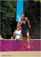 Mens Olympic Triathlon. by andy-j-s