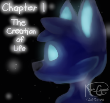 Creation of life by Wolfia551