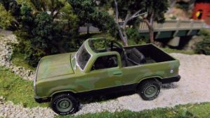 '77 Dodge Ramcharger by hankypanky68