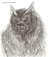 The WolfMonster by Spudnuts