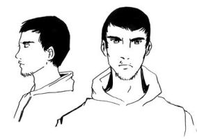 Desmond Miles by Higarts