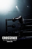 Crossface: The Story of Chris Benoit Teaser Poster by CAMW1N