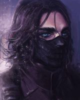 winter soldier by Maxineisreallydead