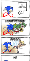 The Need for Speed by Dragonith
