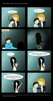 The Ring: She tells you what? by Ev-Jones
