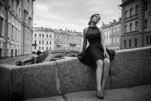 Petersburg  dream by DenisGoncharov