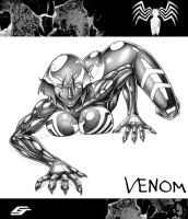 GJ Venom by ginsujustice