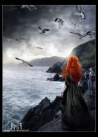 Fainne at County Kerry by EmberRoseArt