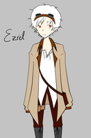 E: Ezrel by Walking-In-Light