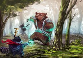 armello concept test by therealarien
